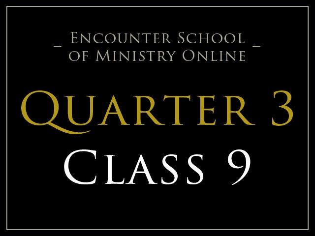 Class 9: Prophetic Practicum
